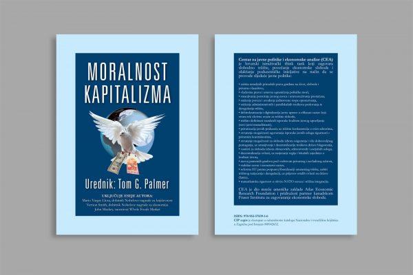 """CEA knjiga """"Moralnost kapitalizma"""""""