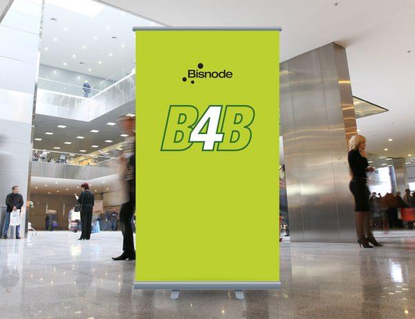 "Bisonode roll-up ""B4B"""