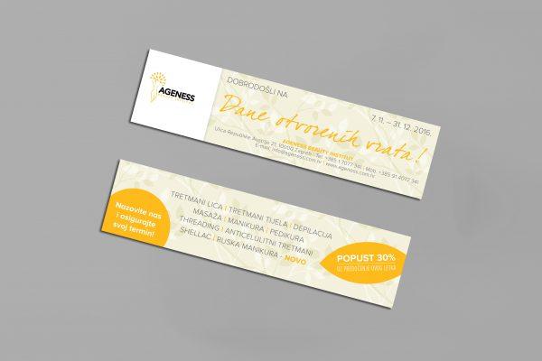 Ageness bookmark