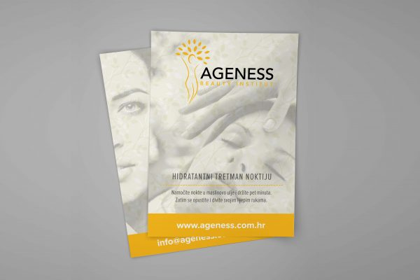 Ageness letak