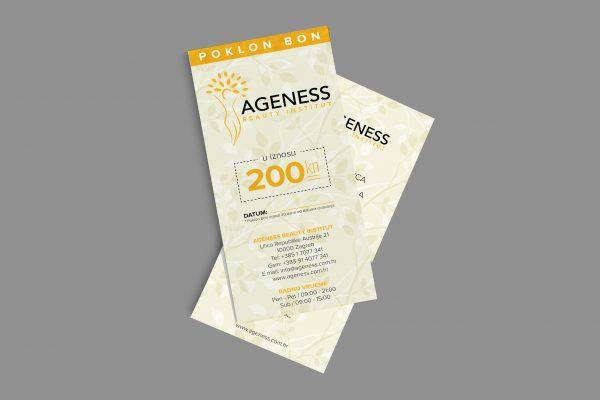 Ageness poklon bonovi