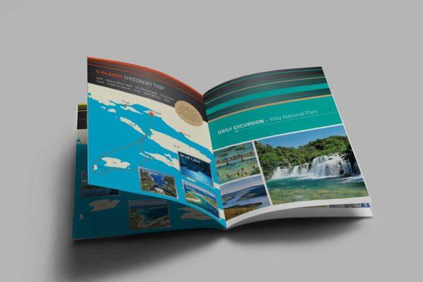 Klobuk travel brošura