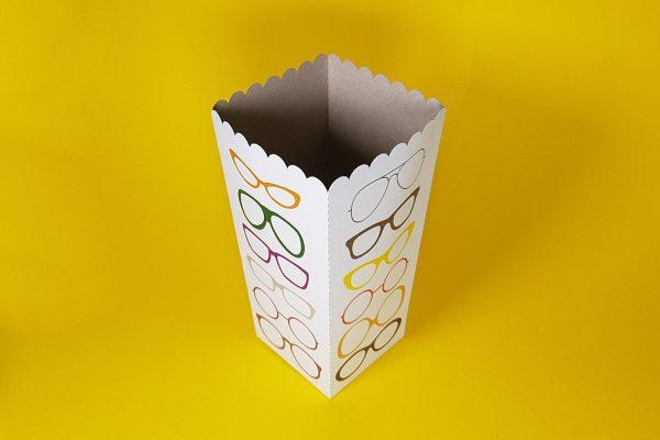 Luxottica – kutija za kokice