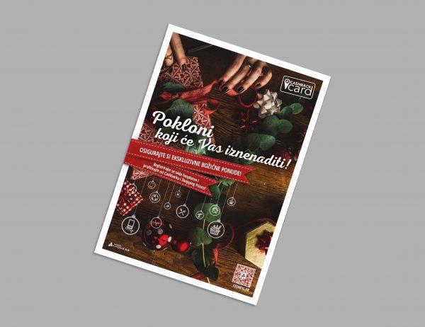 Lyoness plakat Božić