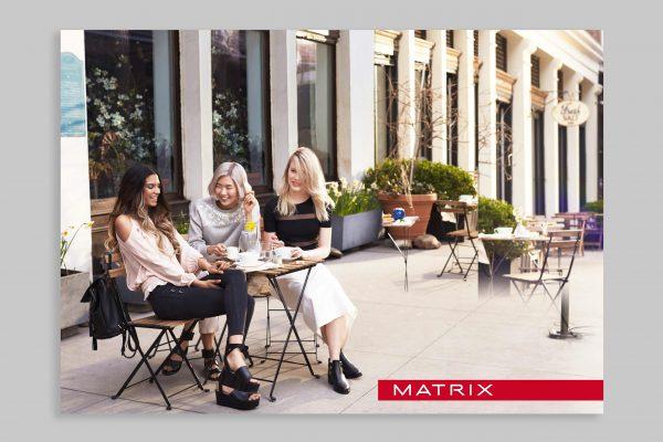 L'Oréal Adria Matrix plakati