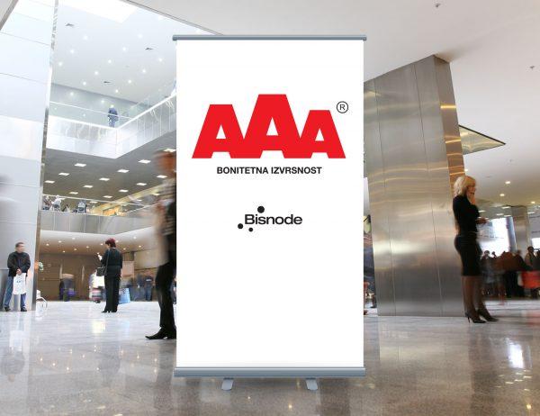 Bisonode roll-up 'AAA'