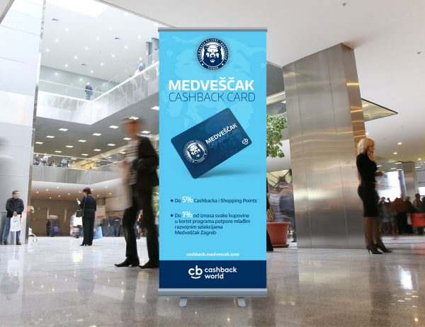 Lyoness roll-up 'Medveščak'
