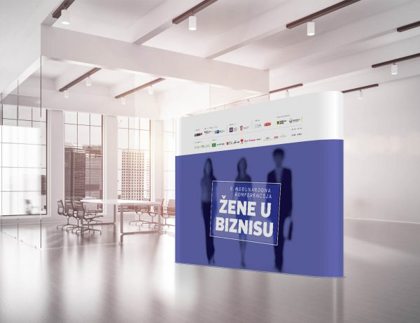 Lider pop up zid 'Žene u biznisu'