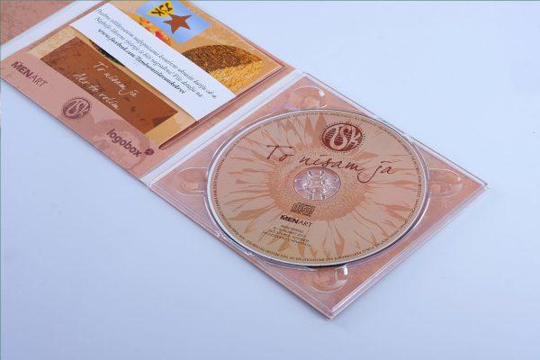 TSK omot za CD
