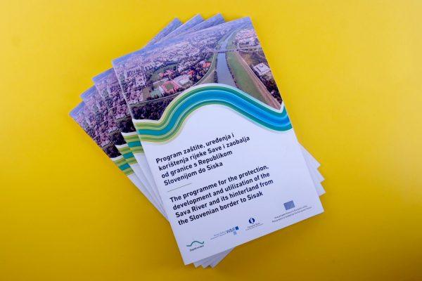 Zagreb na Savi brošura