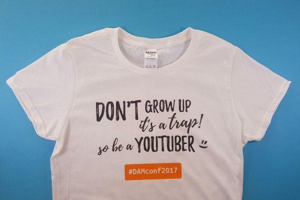 ClickAttack t-shirts
