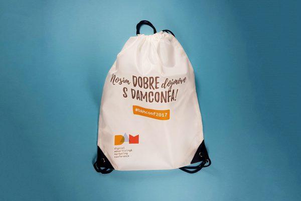 ClickAttack ruksaci za DAMconf