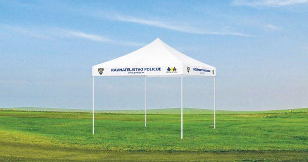 MUP šator – Ravnateljstvo policije