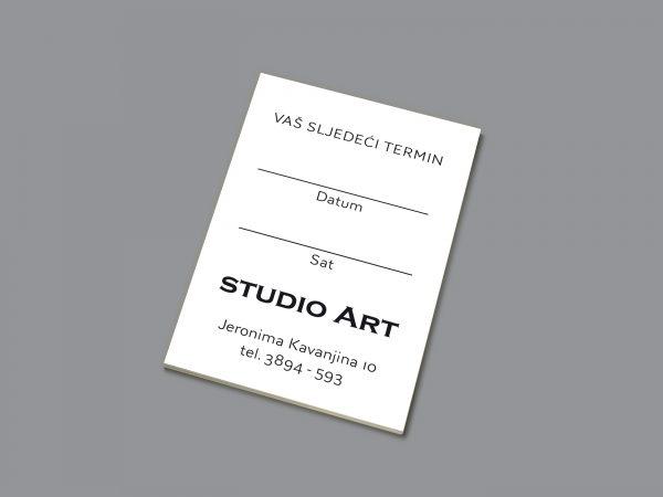 Studio Art blok
