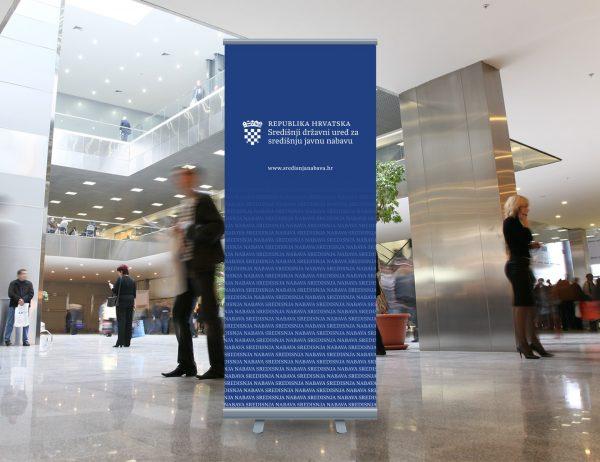Središnji državni ured za središnju javnu nabavu roll-up