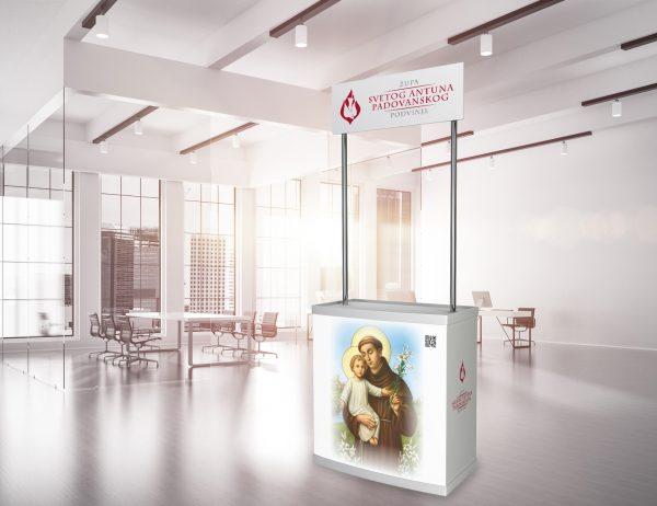 Župa sv. Antuna promotivni stol