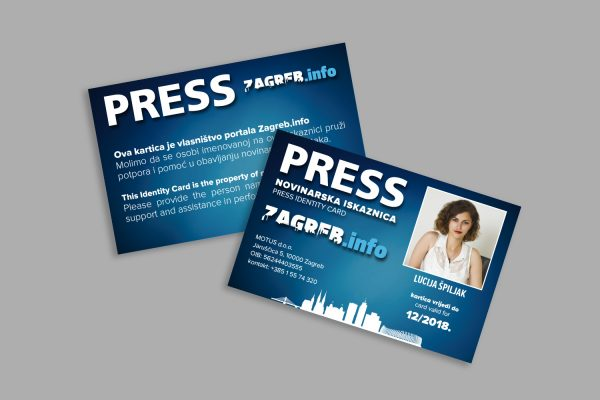 zagreb.info press iskaznice