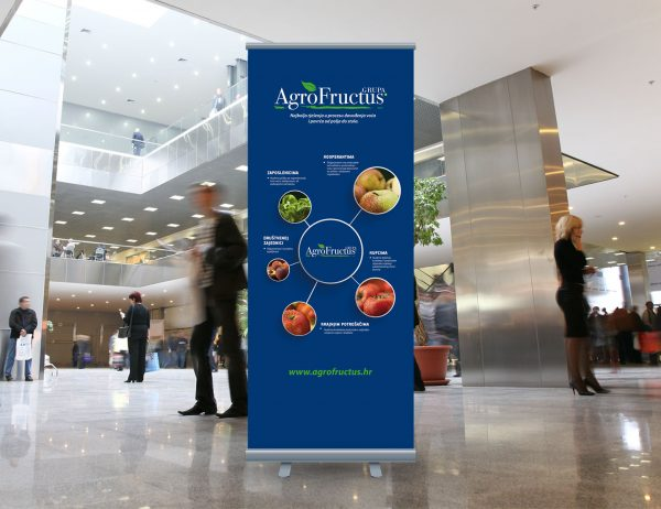 AgroFructus roll-up
