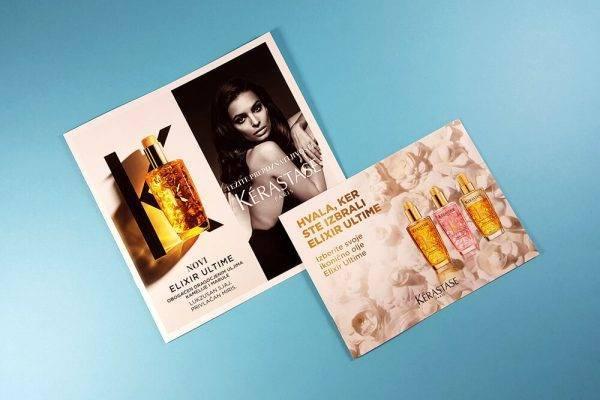 L'Oreal Adria brošura