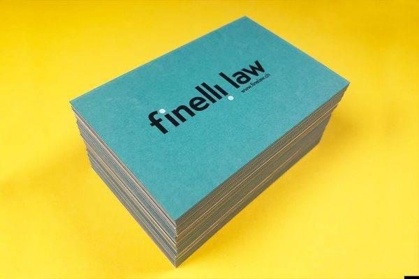 Finelli Law – posjetnice