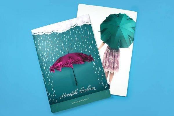 Hrvatski kišobani – brošura