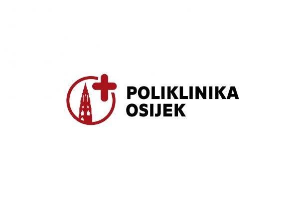 Poliklinika Osijek – logotip