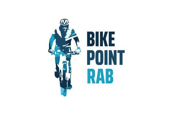 Bike Point Rab – logotip